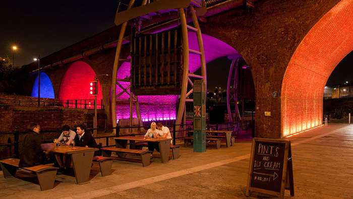 The Toffee Factory | Philips Lighting