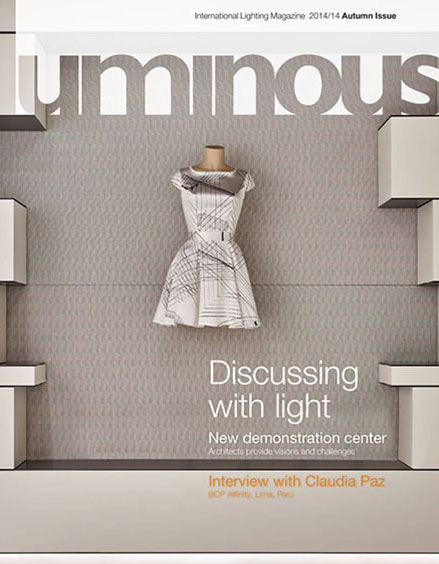 luminous 14 omslag