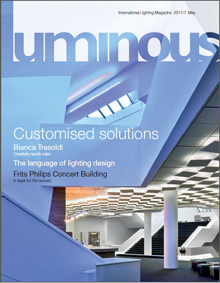 Luminous 7 omslag