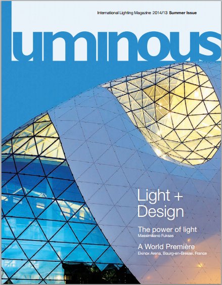 Luminous 13 omslag