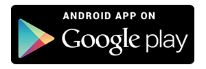 Android App on Google play store logo