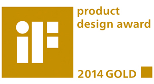 Guldpris for produktdesign 2014