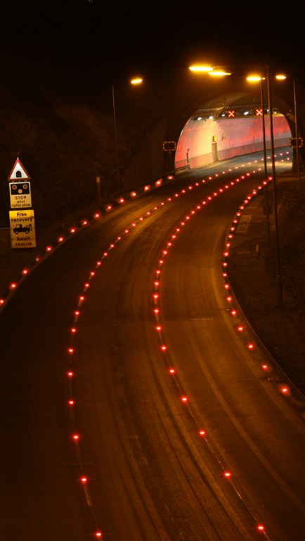 ONROADLED-markører fra Philips Lighting
