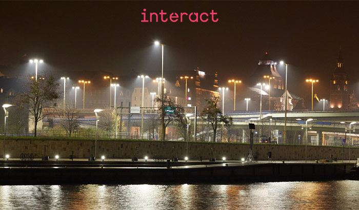 Interact City – en intelligent og mere attraktiv bybelysning